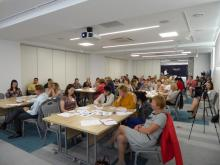 Finances workshop in Petrozavodsk