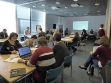 Finances workshop in Vuokatti